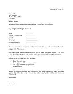 Contoh Surat Lamaran Di Kejaksaan by Contoh Cv Cpns Mikonazol