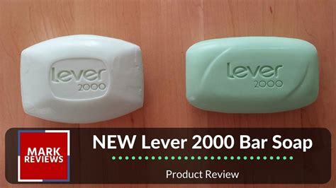 Product Review Mally Products by Review New Lever 2000 Soap
