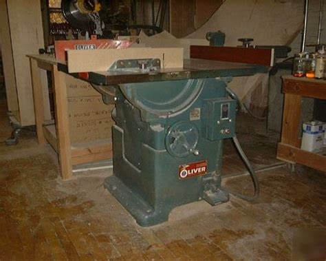 oliver woodworking machinery oliver woodworking shop complete w 10 machines