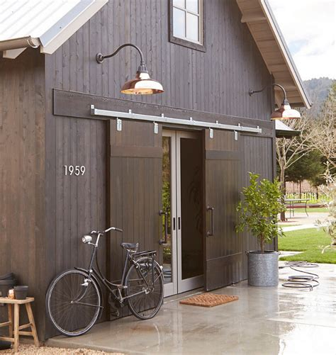 how to use barn door lighting category celebrity houses home bunch interior design ideas
