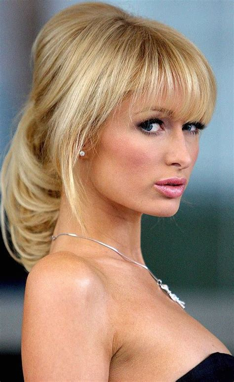 celebrity blonde bobs that will fulfill your hairinspo 91 best 08celebrity paris hilton芭黎絲 183 惠妮 183 希爾頓 images on