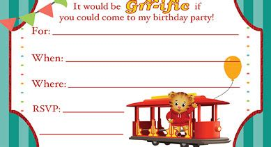 daniel tiger birthday party pbs parents