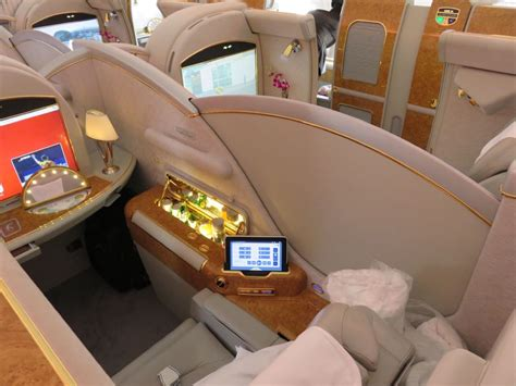 emirates airlines review emirates airbus a380 first class flight review airlines
