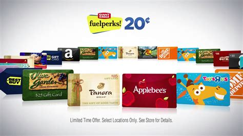 Giants Gift Cards - giant eagle 174 buy retailer gift cards for the holidays youtube