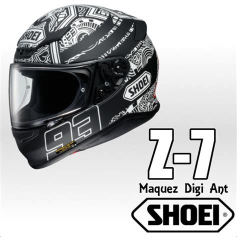Helm Shoei Ant shoei helmets shoei z 7 marquez digi ant jpmotorcyclehelmet