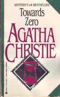 towards zero agatha christie towards zero by christie agatha 1991