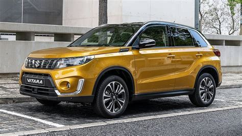 2019 Suzuki Suv by Suzuki Vitara 2019 Revealed Car News Carsguide