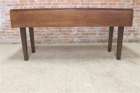 Drop Leaf Farm Table Farm Table With Drop Leaves Ecustomfinishes