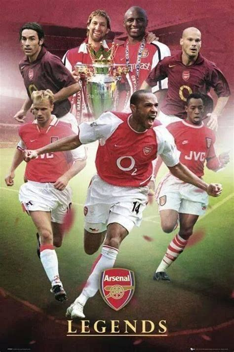 Arsenal Legends arsenal legends sports arsenal f c