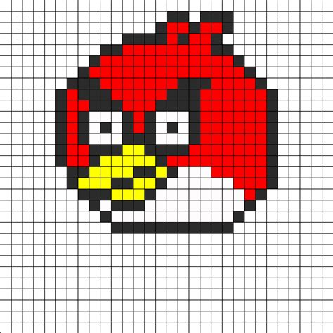 perler templates perpel bead on perler nfl and angry birds