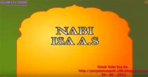 Nabi Isa A S islami kisah nabi isa as