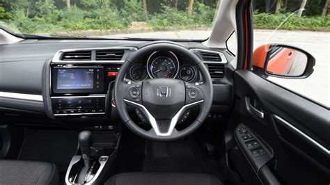 honda dashboard honda jazz hatchback interior dashboard satnav carbuyer