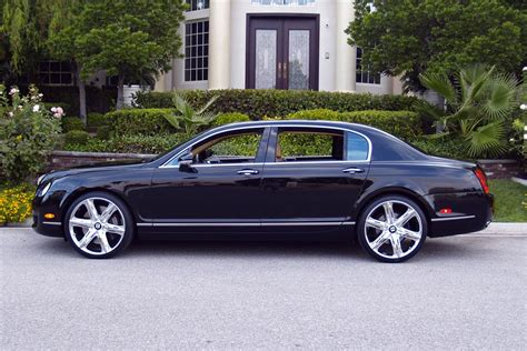 bentley flying spur 2007 2007 bentley flying spur sedan 187338