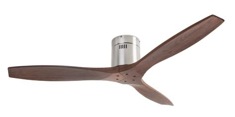 deckenventilator holz energiespar deckenventilator stem dunkles holz 137 cm