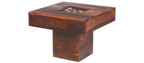 Pebble Coffee Table Jali Sheesham Small Pebble Coffee Table Quercus Living