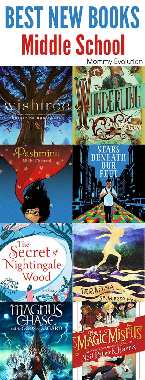 best books to read best new middle school books to read this year mommy