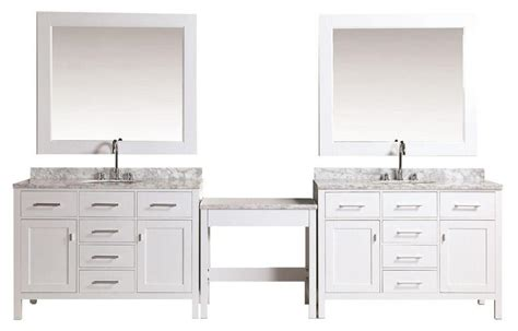 double bathroom vanities with makeup area gorgeous 30 double bathroom vanities with makeup area