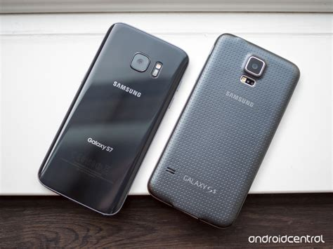 galaxy s5 should you upgrade to the galaxy s7 from the galaxy s5