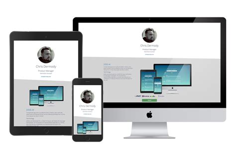 Free Web Developer Portfolio Templates 3 Layouts To Choose From Web Developer Portfolio Templates