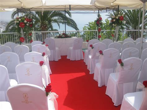 Wedding Blessing Nerja by Hotel Balcon De Europa Celebrations In Spain
