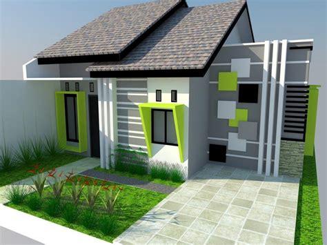 inspirasi gambar rumah minimalis sederhana  idaman