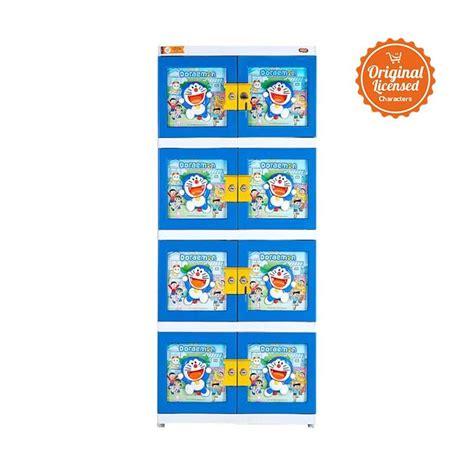 Lemari Doraemon jual doraemon 3d drawer new with key lemari harga