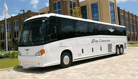 Limo Transportation by Football Transportation Bay Limousine