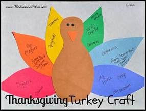 Fun And Easy Holiday Crafts - thanksgiving turkey cookies the seasoned mom
