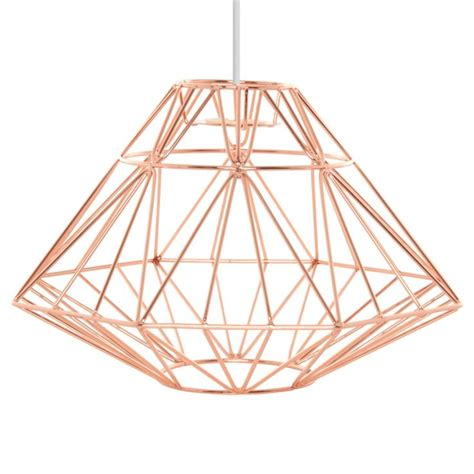 George Home Metal Beaded Scalloped Pendant Light Shade Copper Shade Pendant Light