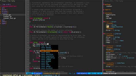 vim go github xlucas go vim install easy environment setup for