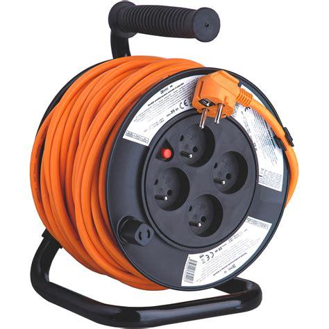 Kabel 1500 Meter 075inci emos pvc prodlu緇ovac 237 kabel na bubnu 4 z 225 suvky 25 m nakoupit u obi