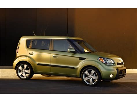 Kia Soul Reviews 2011 2011 Kia Soul Interior U S News World Report