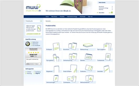 Online Druckerei by Online Druckereien Die Visitenkarte Und Mehr Drucken