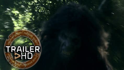 The Exists by Exists 2014 Trailer 1 Bigfoot Horror Hd