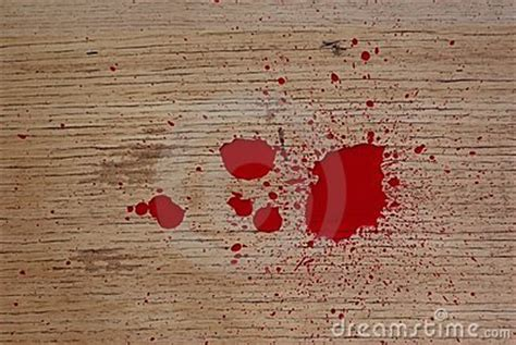 blood  floor stock photo image