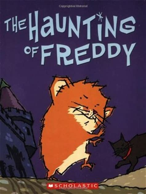 a haunting books the haunting of freddy the golden hamster saga 4 by