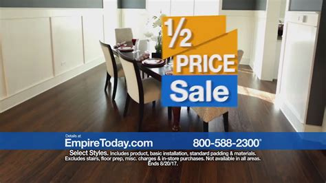Dont Miss This Weeks Best Sales 2 by Empire Today Don T Miss Best Sale 1 2 Price Commercial