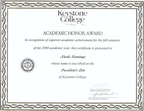 academic certificate templates free designed by free css templates