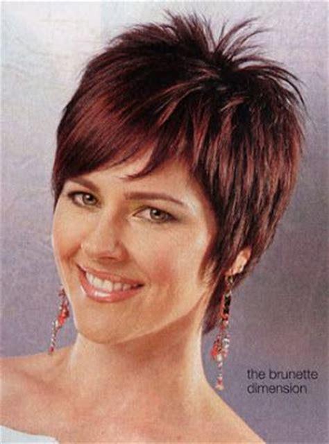 ragged pixie haircuts short crown long bangs bobs pinterest frisyrer och