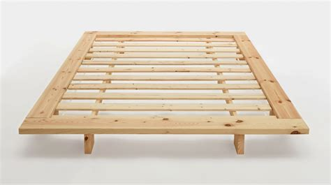 futon bettgestell low bed