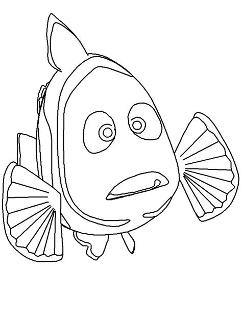 finding nemo coloring pages marlin marlin coloring pages coloring pages