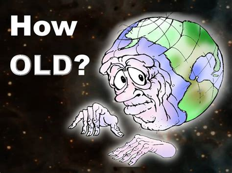 how oldis how is the earth david reneke space and astronomy