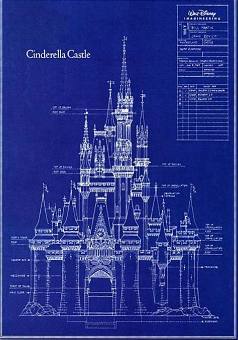 disney castle floor plan disney cinderella castle blueprint floor plans