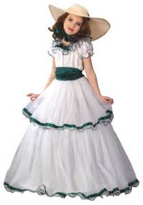 Princess Rocking Chair Southern Belle Kids Costume