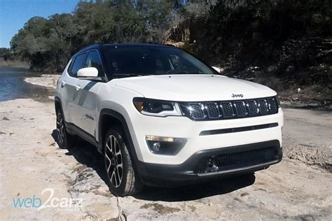 jeep compass sport white drive 2017 jeep compass web2carz