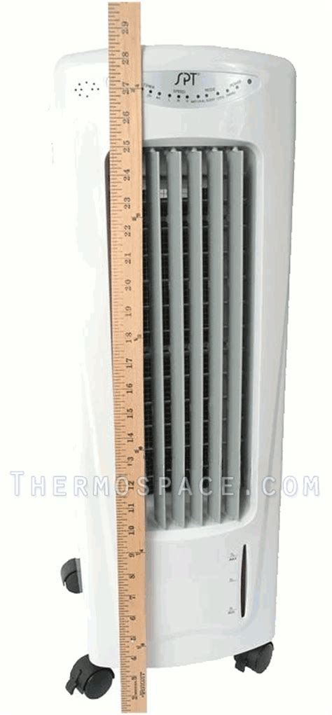 Evap Ac Lg mini evaporative air cooler ionizer conditioner compact