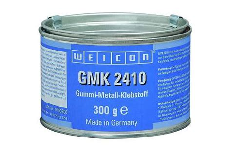 Support Tele 2410 by Weicon Gmk 2410 Gummi Metall Klebstoff 300 G Ebay