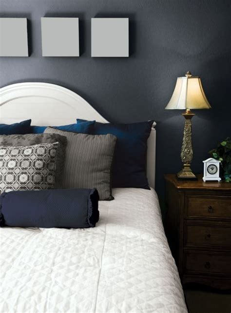 dark blue gray bedroom dark blue bedroom paint colors dark blue and grey bedroom
