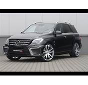 2012 Brabus Mercedes Benz ML 63 AMG  Static 1 1280x960