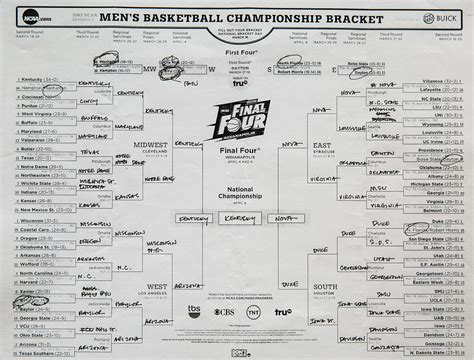president obamas bracket for the 2013 ncaa mens pres obama fills out march madness bracket picks
